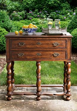 Burleigh Chest on Stand