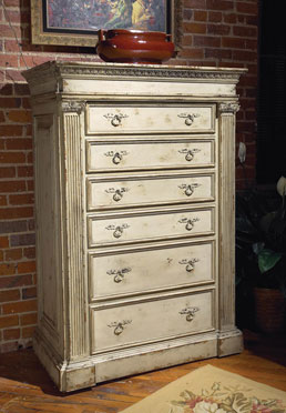 Hunt's 6-Drawer Chest
