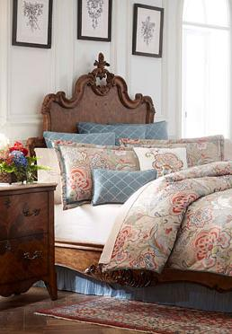 Tyrolean Panel Bed