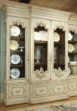 Vanderbilt Grand Display Cabinet