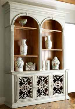 Overlook Arch Bookcase