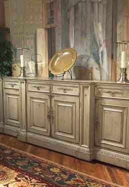 Billiard Room Sideboard