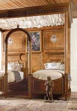 Cornelia's Cloister Bed