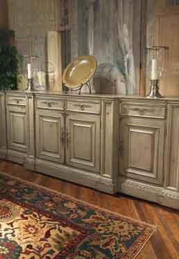 Billiard Room 3 Piece Media Cabinet with Lift