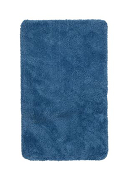 Century Latex Back Bath Rug