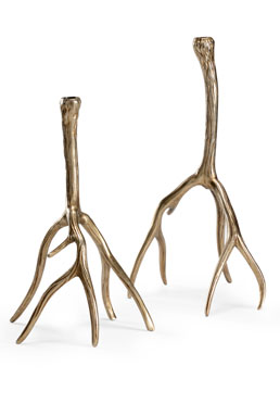 Antler Hall Candlestick