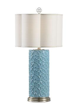 Cornelia Lamp - Sky Blue