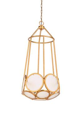 Earlom Pendant - Gold