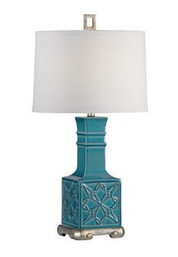 Lila Lamp - Teal