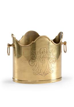 Vanderbilt Chiller (Tall) - Brass
