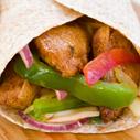 Grilled Chicken Pita Sandwich